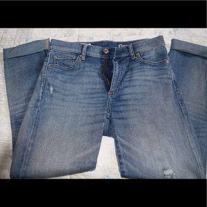 "GAP ""Resolution Slim Straight"" Jeans"